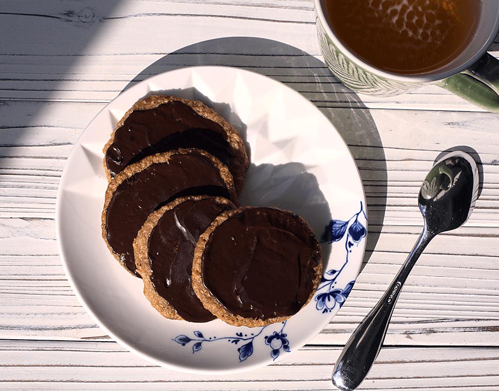 GREAT BRITISH BAKE OFF! (also hobnobs)